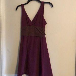 Purple Patagonia short dress XS